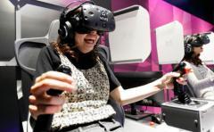 Así es por dentro el mayor centro de realidad virtual de Japón