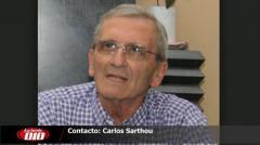 """Carlos Sarthou: """"Esto es para los que están pero también para los que vienen�"""