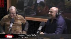"""Enrique Peña: """"Hoy los jugadores le hacen más caso a un representante que a un padre�"""