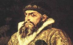 """Iván el Terrible, el último fichaje del """"paseo de los gobernadores"""" de Moscú"""