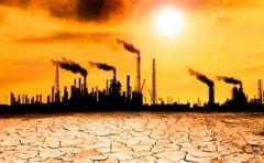 Estudio prevé que la tierra se caliente más de dos grados en 100 años