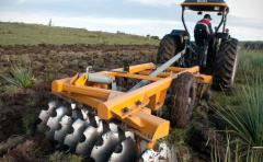 Inversión en maquinaria agrícola aumentó un 9%