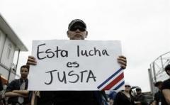 Costa Rica, en riesgo de insolvencia