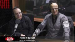 """Nelson Burgos: """"En teatro me gusta provocar la risa de la gente, pero no la guarangada�"""