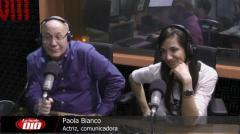 """Paola Bianco: """"Tengo ganas de sacar un disco para niños; es mi sueño"""""""
