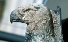 """Guigou: """"El águila del Graf Spee no es un objeto inocente"""""""