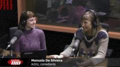 """Manuela Da Silveira: """"Haré un programa de humor en Crónica TV�"""