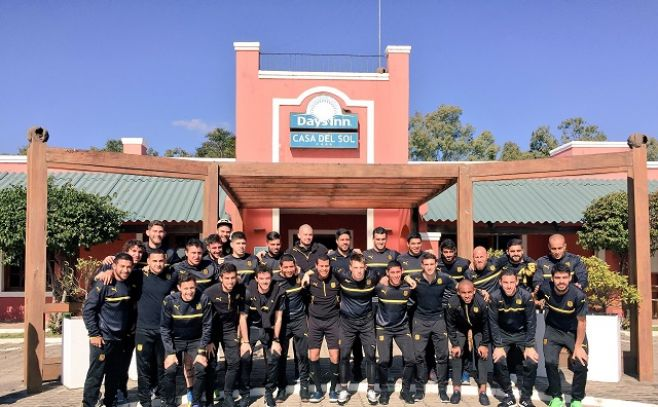 Peñarol visita a San Lorenzo al Nuevo Gasómetro