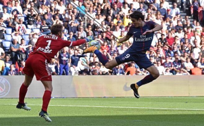 Neymar dice que fue a París en busca de