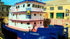 El Ky Chororo navega en aguas turbias