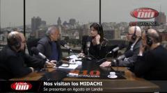"""Midachi: """"El humor es sanador�"""