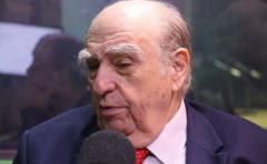 """Sanguinetti: """"alguna gente es más wilsonista que Wilson�"""