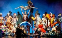 Circo del Sol toma centro de Asunción para festejar fundación de la capital