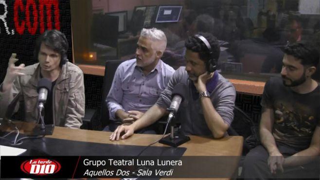 Presentan obra de teatro brasileño en Montevideo