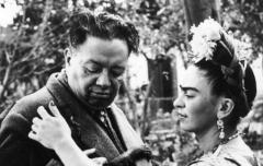 """Las """"almas gemelas"""" de Frida Kahlo y Diego Rivera inspiran una ópera"""