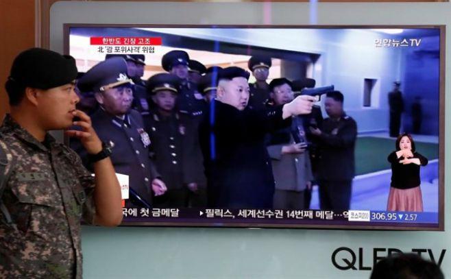 3,5 millones de norcoreanos solicitan alistarse para luchar contra EEUU