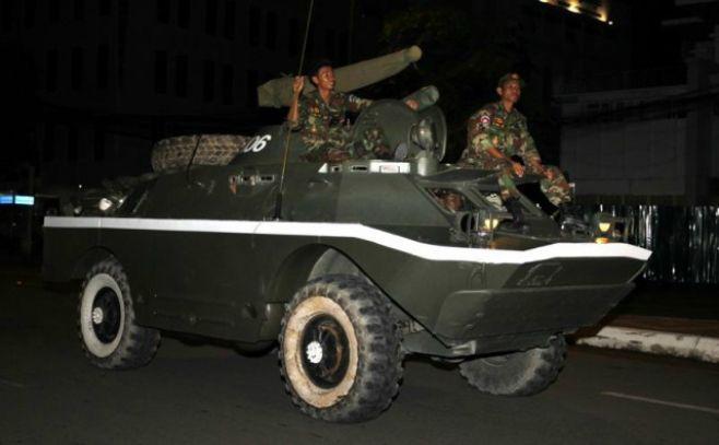 Camboya y Laos acuerdan la retirada de tropas fronterizas tras tensiones