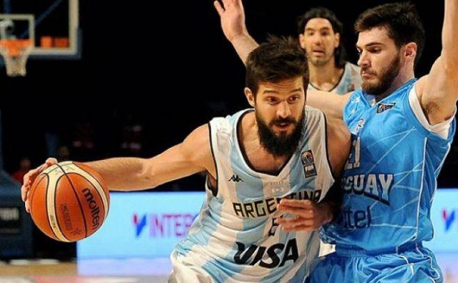 Preselección argentina con Marcos Delía juega hoy ante Uruguay