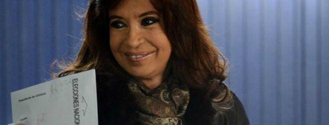 Cristina Fernández no votará en elecciones primarias argentinas