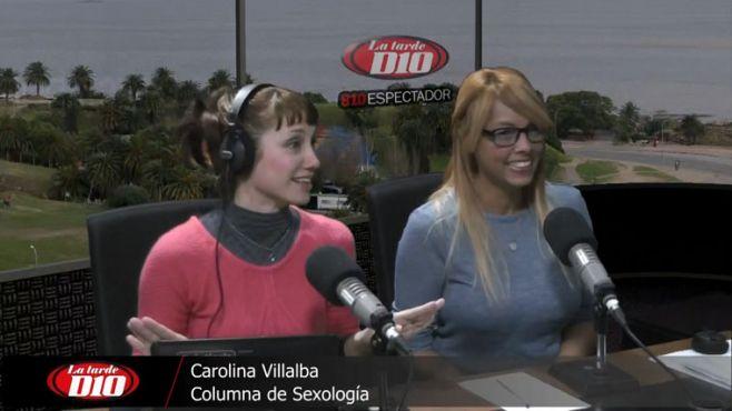 """Carolina Villalba: """"Los secretos sexuales que los hombres no quieren que se sepan"""""""