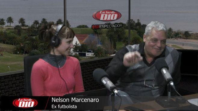 """Nelson Marcenaro: """"Estamos por la comida, salud, trabajo y un hogar para los exjugadores"""""""