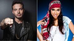 Colombiano J Balvin y brasileña Anitta preparan nuevo trabajo musical juntos