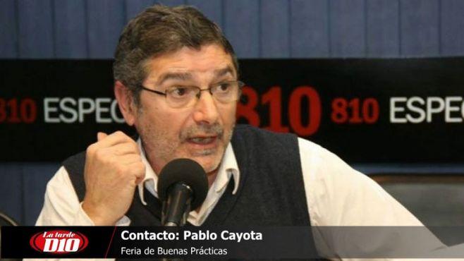 """Pablo Cayota: """"Los docentes estamos cambiando nuestra manera de enseñar"""""""