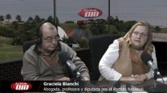 """Graciela Bianchi: """"El dinero para la educación se ha invertido mal�"""