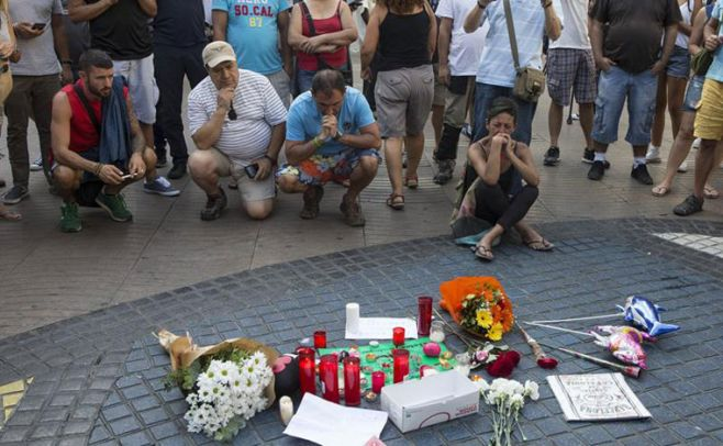 Identifican a sospechoso de ataque terrorista en Barcelona