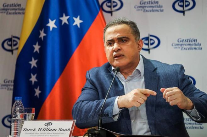 La exfiscal Luis Ortega llegó este viernes a Colombia: Univisión