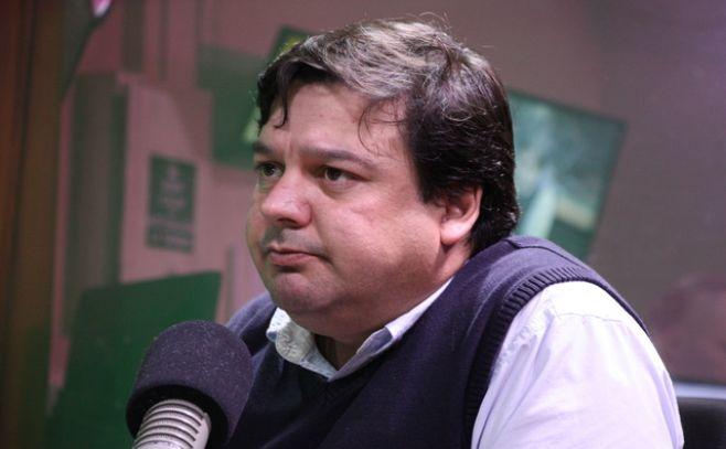 """Adrián Peña: """"Me interesa tener al diputado Amado dentro del partido"""""""