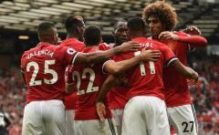 Volvió a golear el United; continúa la segunda