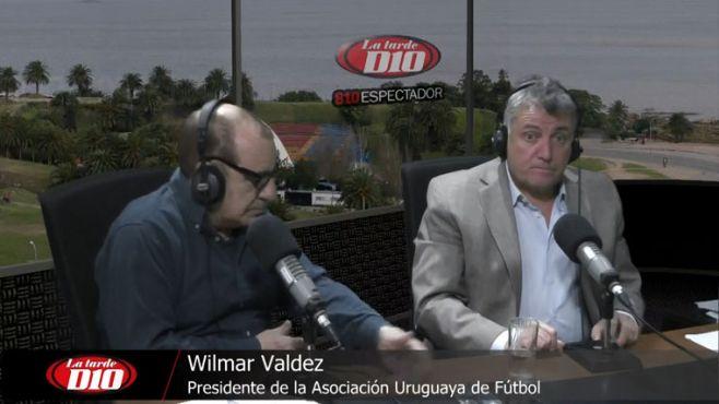 """Wilmar Valdez preocupado por conflicto entre Mutual de Futbolistas y grupo """"Más Unidos que Nunca"""""""