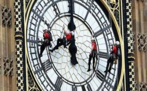 La luz situada encima del Big Ben se apagará por primera vez en 70 años