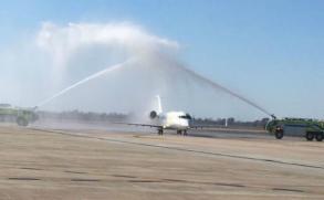 Aviones de Amaszonas llevarán la Marca País Uruguay Natural
