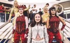 Cirque Du Soleil desembarcó en Montevideo entre la gente