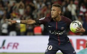 Neymar deja boquiabierta a Francia
