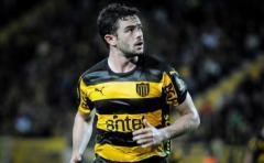"""Lucas Hernández: """"El ambiente que genera Peñarol es único"""""""