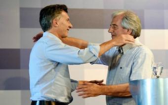 Vázquez y Macri tratarán candidatura conjunta a Mundial 2030