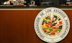 OEA rechaza acusación de corrupción de candidato presidencial hondureño