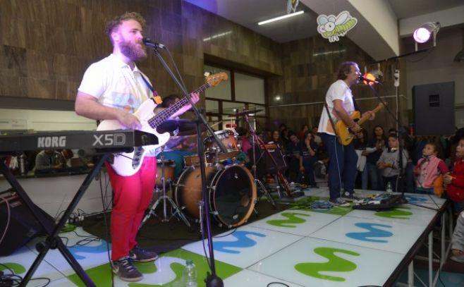 Fundación Telefónica – Movistar celebró el Día del Niño