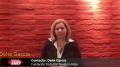 """Delia García: """"Los derechos más vulnerados son los de los niños"""""""