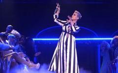 Katy Perry estrena el videoclip con caras conocidas del cine