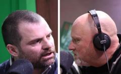 """Zuvela vs El """"Ruso�: Dos obreros de las redes y el volante que van por carriles distintos"""