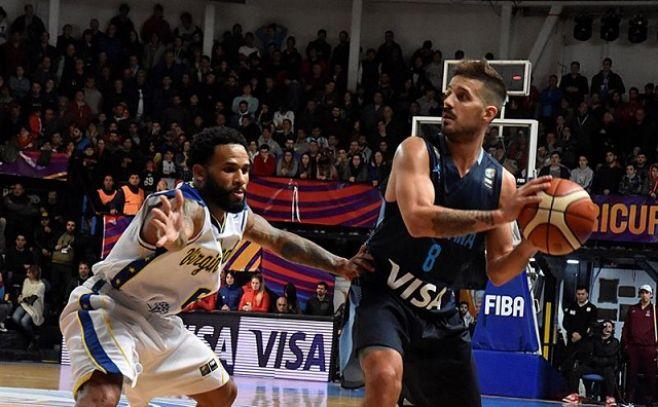 Argentina e Islas Vírgenes al Final Four