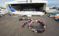 Copa Airlines celebra 70 años de conectar a las américas