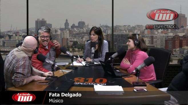 """Fata Delgado: """"El nuevo camino del Fata Delgado aspira a conquistar otros oídos y en el exterior"""""""