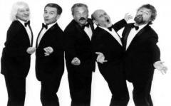 Parlamento argentino distingue a Les Luthiers por 50 años de música y humor