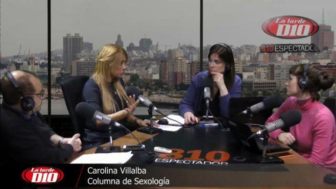 """Carolina Villalba: """"Los celos dañan la autoestima, la confianza y la seguridad"""""""