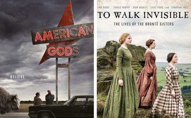 """To walk invisible"" y ""American Gods"""